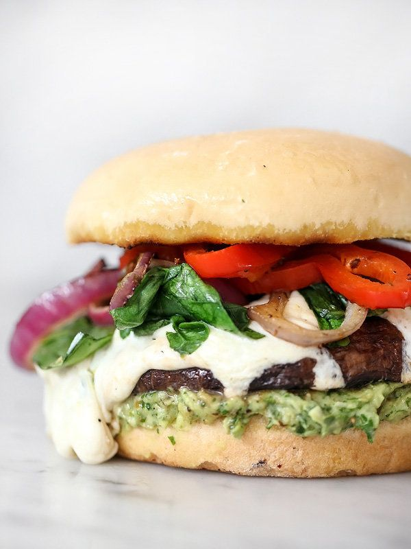 "<strong>Get the <a href=""https://www.foodiecrush.com/portobello-mushroom-burger/"" target=""_blank"">Portobello Mushroom Burger<"