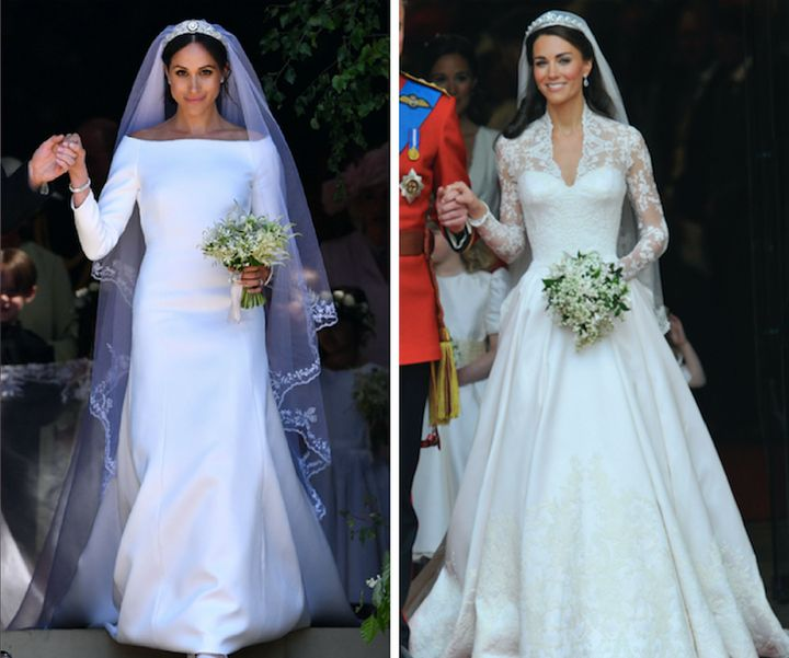 Kate Middleton Gown Wedding: Katy Perry Has One Little Problem With Meghan Markle's