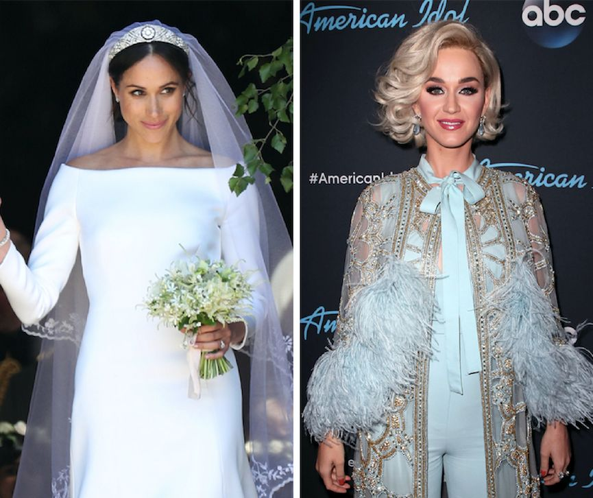 Katy Perry Has One Little Problem With Meghan Markle's Wedding
