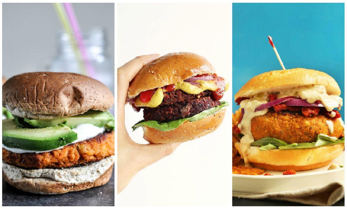 Veggie Burger Recipes That'll Make You A