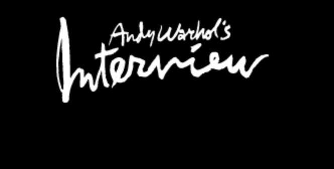 Andy Warhol's Interview Magazine Has