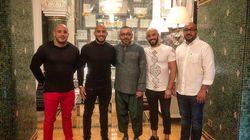 Boxe: Les frères Azaitar invités par le roi à un