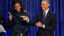 Michelle et Barack Obama vont produire des séries pour