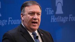 USA drohen dem Iran mit dem wirtschaftlichen