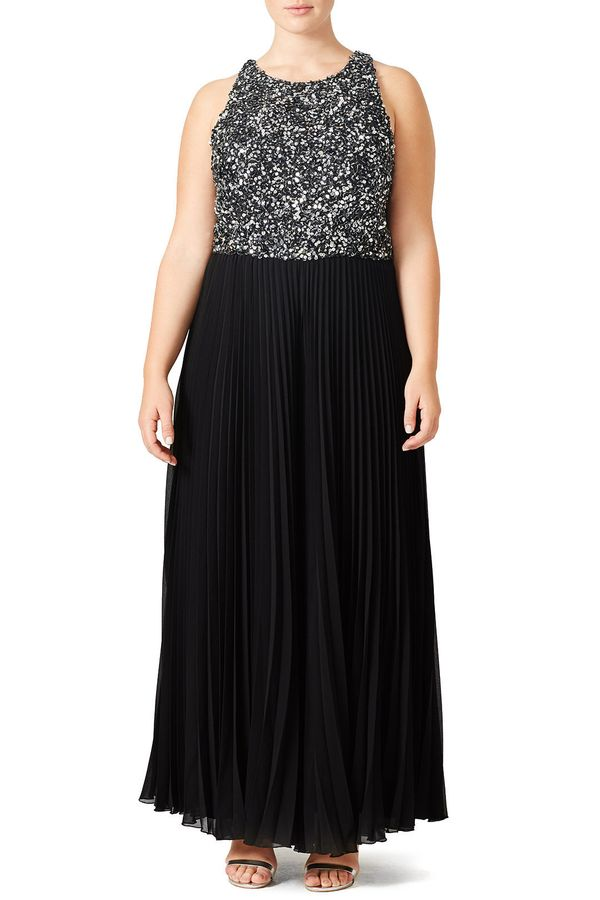 "<strong>Sizes</strong>: 0 to 22<br>Get it <a href=""https://www.renttherunway.com/shop/designers/badgley_mischka/dara_jumpsuit"