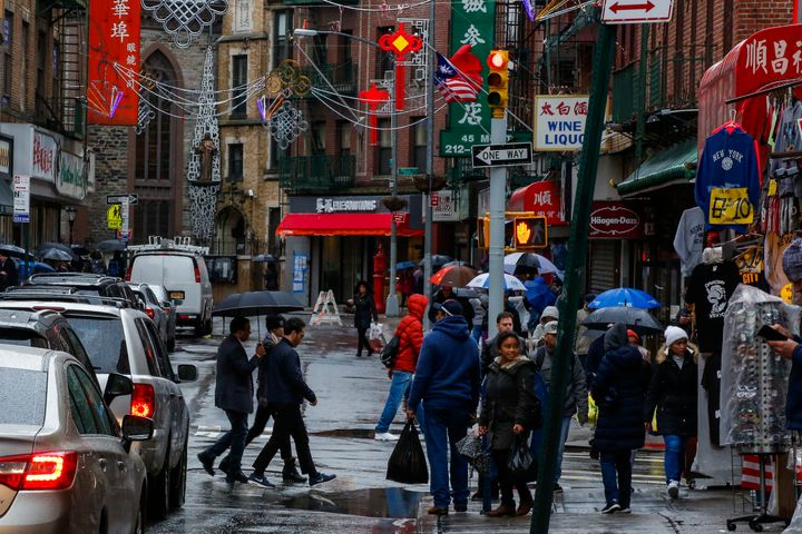 """In the broadest strokes, Chinatowns were products of extreme forms of racial segregation,"" Ellen D. Wu previousl"