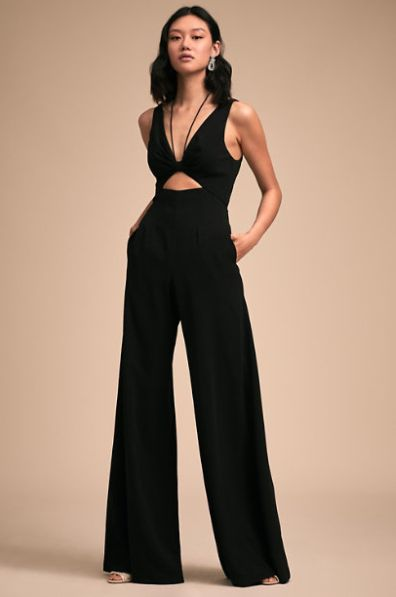 "<strong>Sizes</strong>: 0 to 14<br>Get it <a href=""https://www.bhldn.com/shop-sale/bryant-jumpsuit-black/productoptionids/7f4"