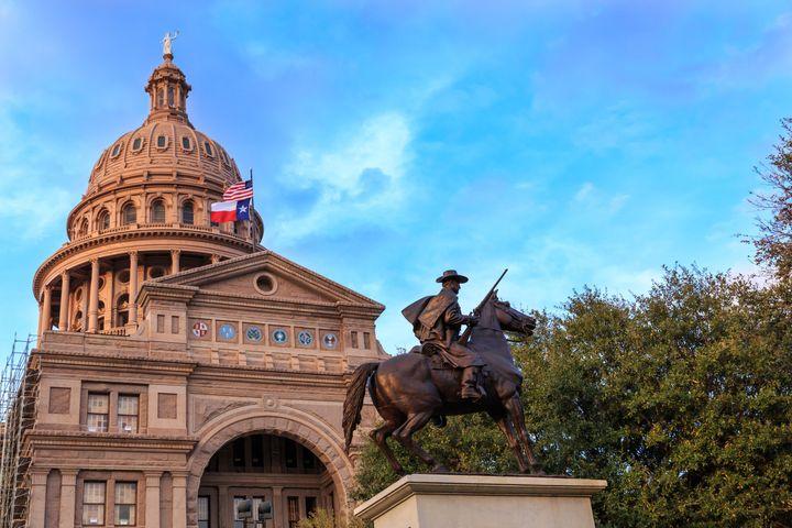 Judge Orders Texas To Make Voter Registration Easier When