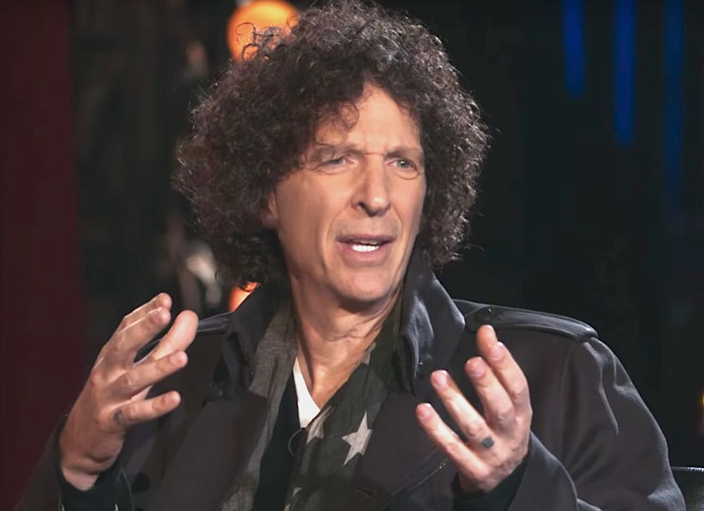 Howard Stern discusses Donald Trump with David Letterman