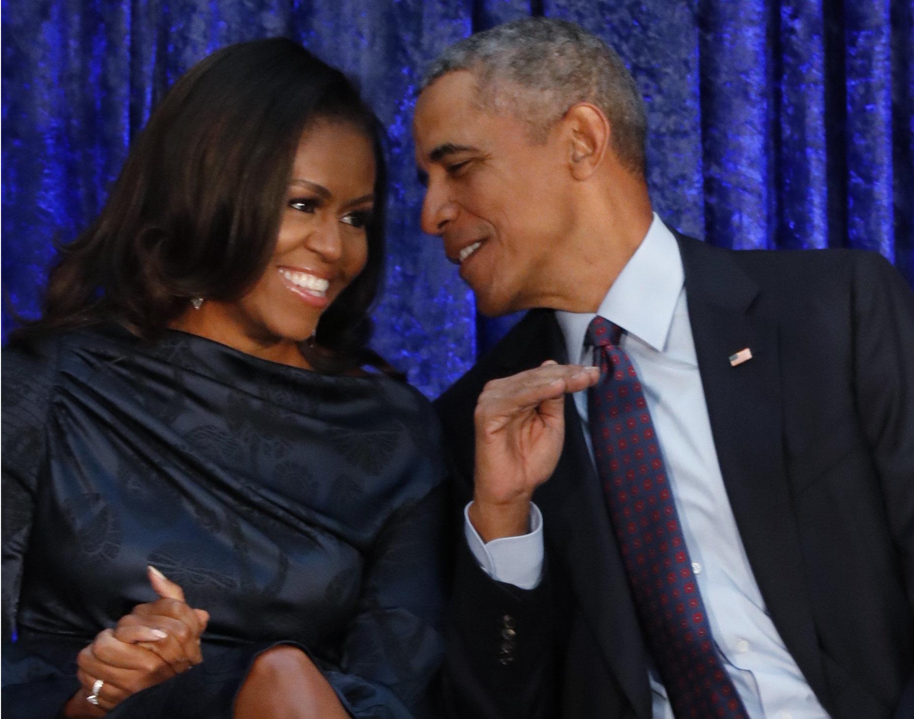 버락 오바마와 미셸 오바마가 넷플릭스와 계약을