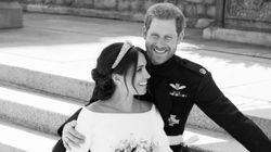 Αυτές είναι οι πρώτες επίσημες φωτογραφίες από το γάμο του πρίγκιπα Harry και της Meghan