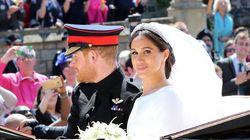 Twitter analyse le sourire de Meghan Markle sur une photo du mariage royal et c'est