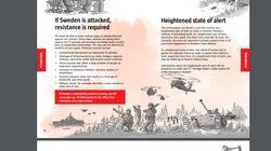 Σουηδία: Φυλλάδιο της κυβέρνησης συμβουλεύει τους πολίτες πώς να ετοιμαστούν για