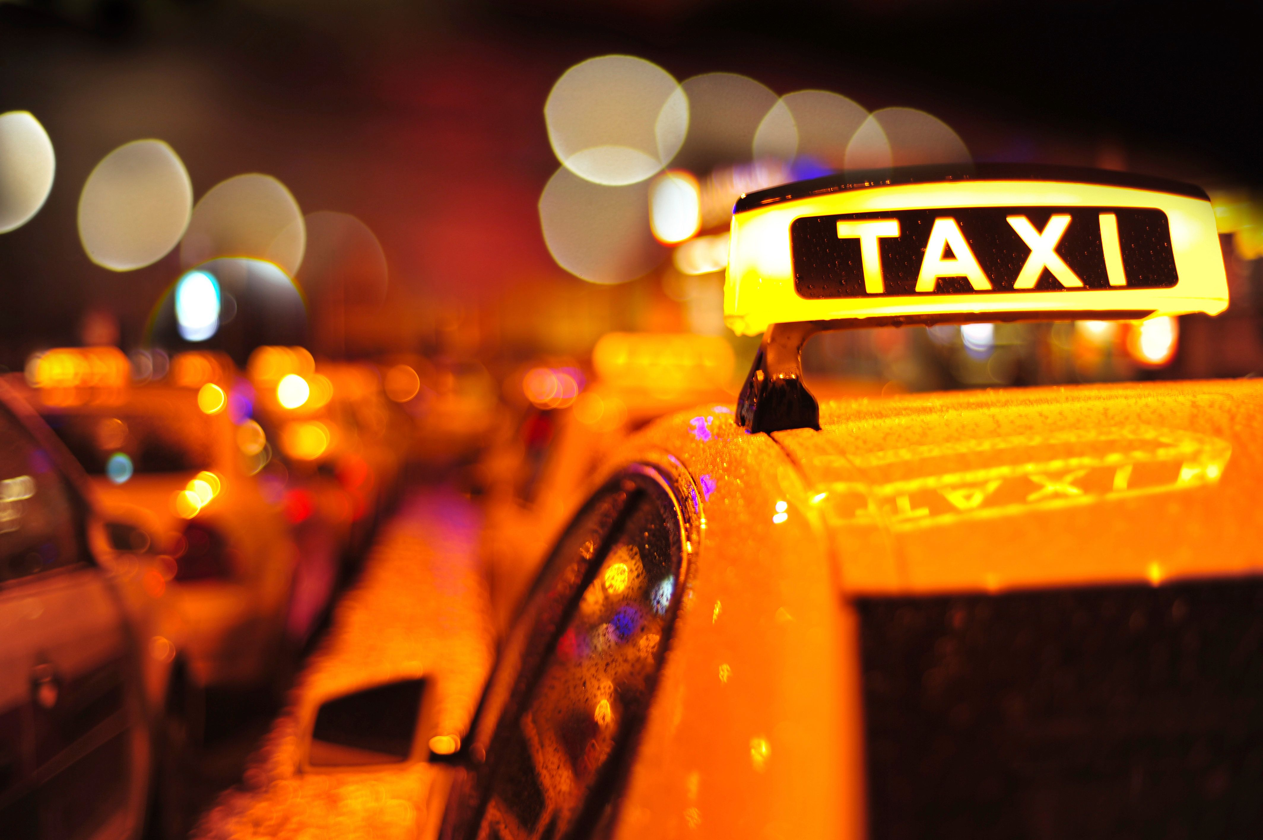 Was ich dem Taxifahrer von Sonntagnacht sagen will, der nur gebrochen Deutsch