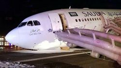 53 blessés dans l'atterrissage d'urgence d'un avion de la Saudia