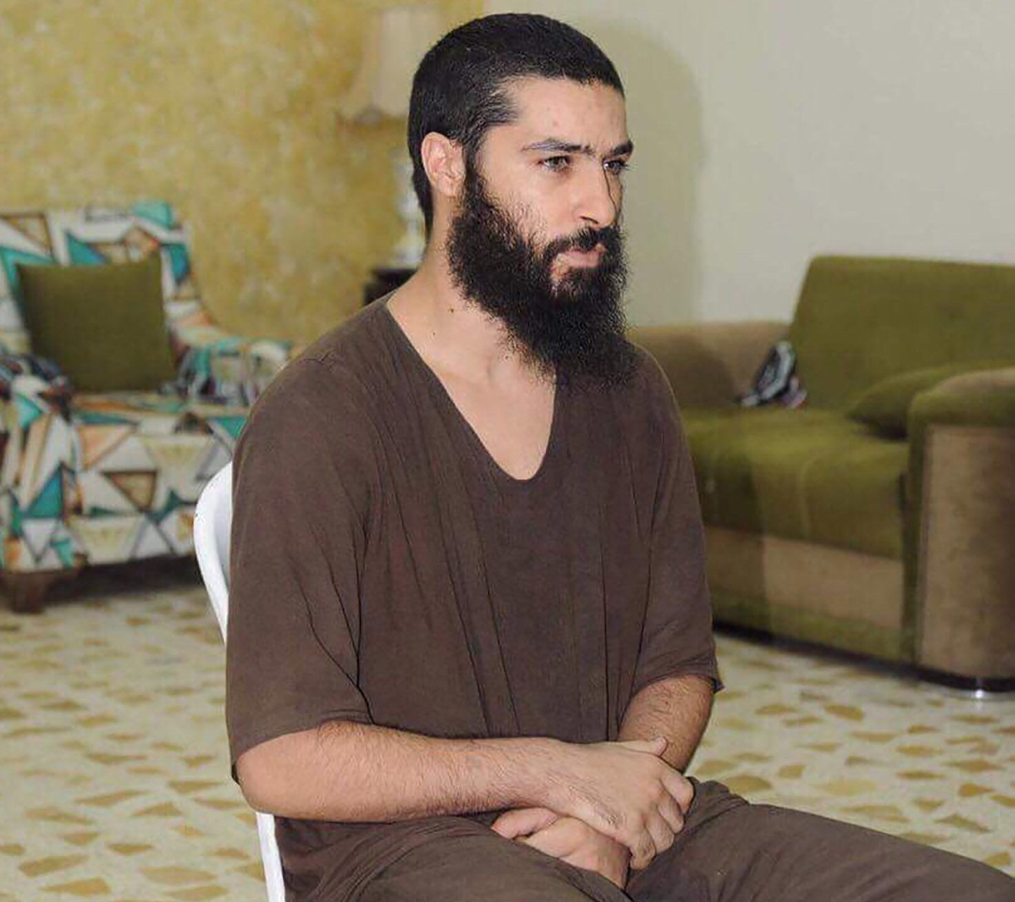 Irak: un djihadiste belge d'origine marocaine condamné à mort pour son appartenance à l'EI