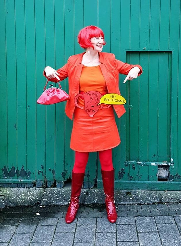 Ireland Abortion Referendum: How One Woman Is Using Fashion To Get People