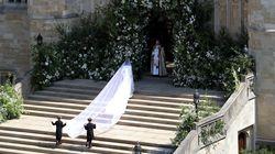 Ο οίκος Givenchy έδωσε στη δημοσιότητα τα προσχέδια του νυφικού της Meghan