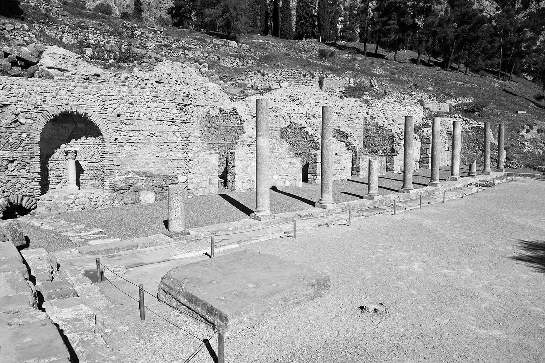 Πρώτη διοργάνωση του Φεστιβάλ Δελφών: «Το λάλον ύδωρ. Σύγχρονοι Έλληνες συνθέτες και λόγος