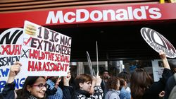 Time's Up Takes Aim At McDonald's, Walmart Over Sexual Harassment