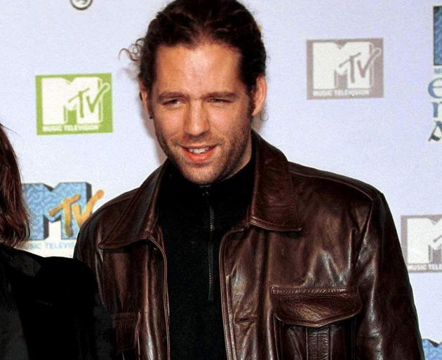Toby Smith from the band Jamiroquai pictured in