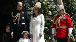 Kate Middleton met un point d'honneur à recycler ses robes, et le mariage de Harry et Meghan n'a pas fait
