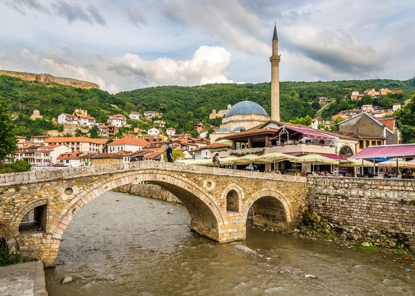 Tiny <a href=&quot;https://www.lonelyplanet.com/kosovo/prizren/travel-tips-and-articles/kosovo-calling-a-decade-of-authentic-adven