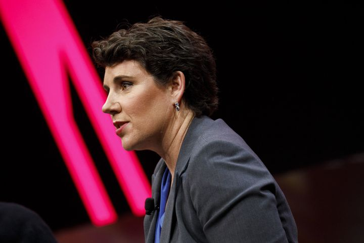 Retired Marine fighter pilot Amy McGrath launched her campaign with a viral video that earned national attention, then pulled