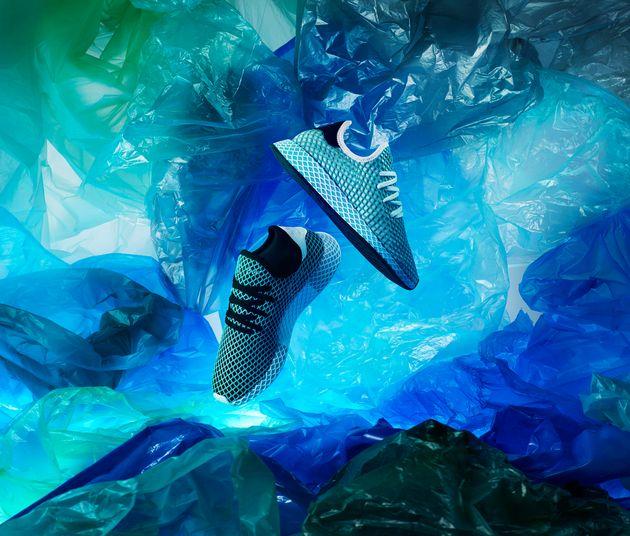 Questi Adidas I Plastica Formatori Provengono Dall'oceano Di Plastica I 52b7ea