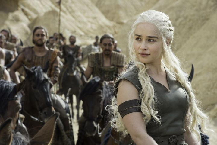 The names Daenerys and Khaleesi have also risen in popularity.