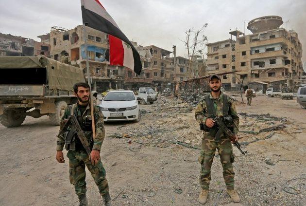 Légèreté et soulagement à Damas, désormais sous le contrôle total de