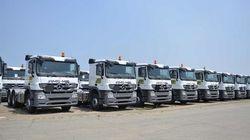 Industrie militaire: livraison de 410 véhicules de marque