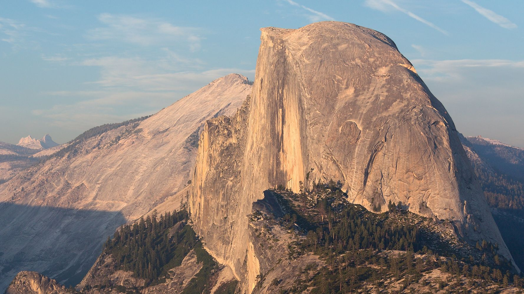 Hiker Dies After Falling From Yosemite's Iconic Half Dome Trail