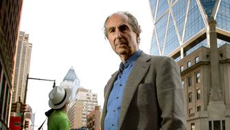 American writer Philip Milton Roth, in New York City. (Photo by Orjan F. Ellingvag/Dagbladet/Corbis via Getty Images)