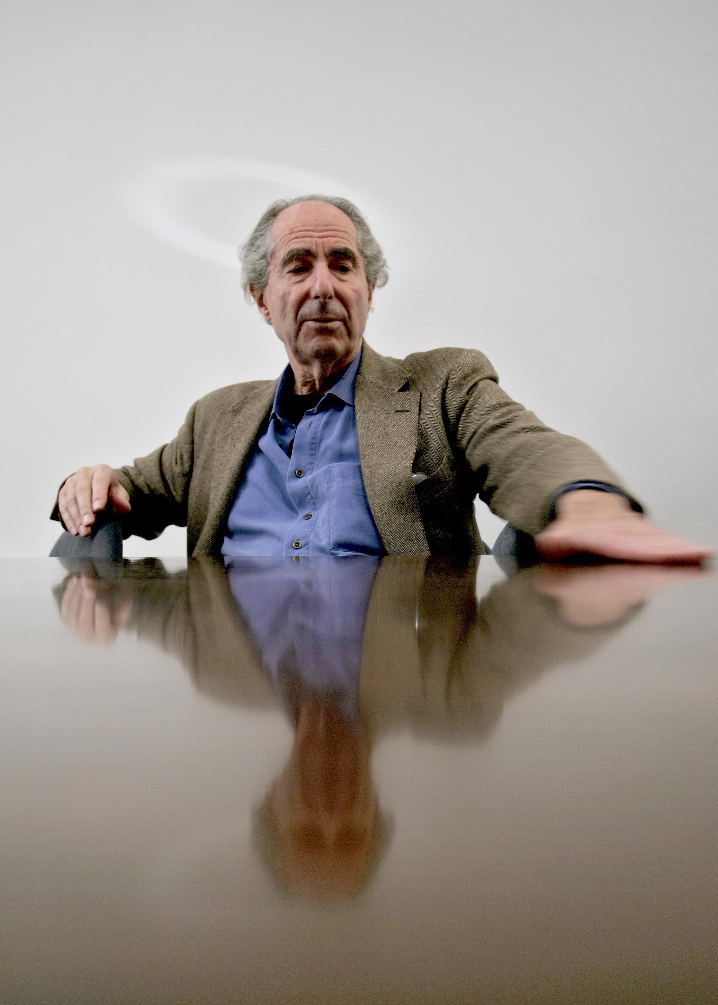 위대한 미국 작가 필립 로스가 85세로