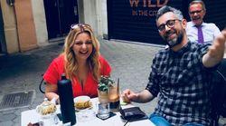 Ο Δημήτρης Χριστοφορίδης και η Χρύσα Κατσαρίνη επιβεβαιώνουν ότι το Stand Up Comedy στην Ελλάδα βρίσκεται στα καλύτερά