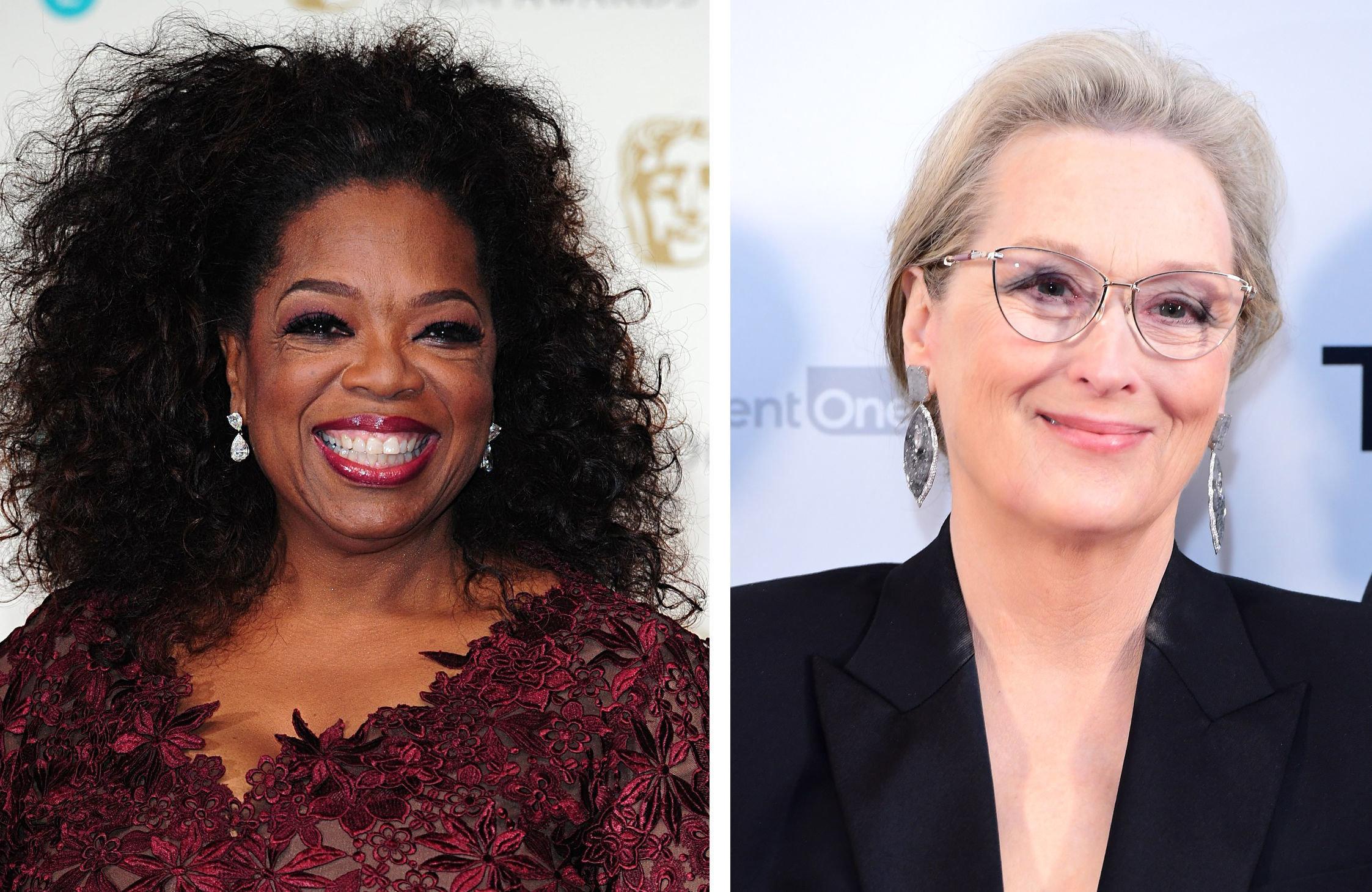 H Oprah Winfrey και η Meryl Streep προειδοποιούν τους παγκόσμιους ηγέτες για την ισότητα των φύλων