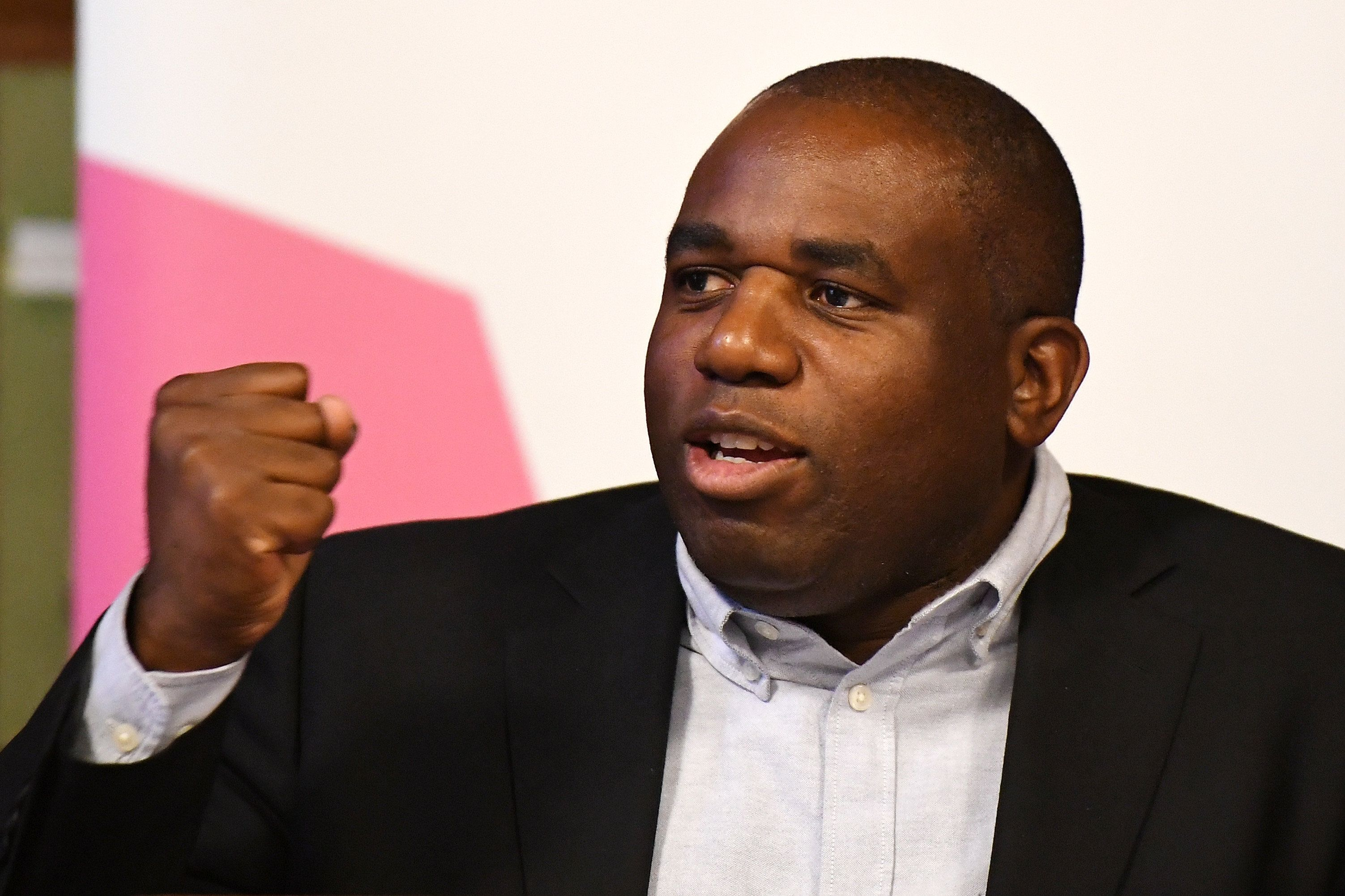 Labour MP David Lammy has called Oxford University as 'bastion of white