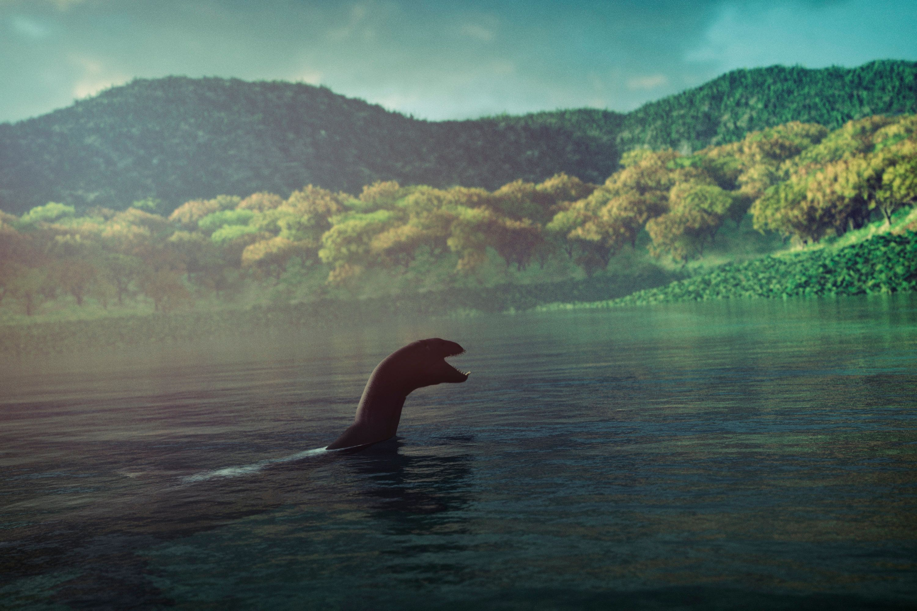 Scientists To Use DNA To Crack Loch Ness Monster