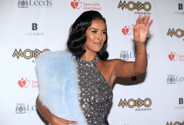 Maya hosted last year's MOBO
