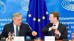 Facebook: Mark Zuckerberg a passé un sale quart d'heure face un député