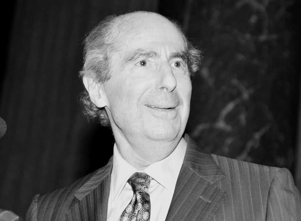 Author Philip Roth, who was both hailed and derided for laying bare the neuroses and obsessions that haunted the modern Jewis