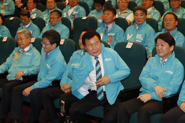 안철수와 유승민은 오늘도 '송파을 전략공천' 결론을