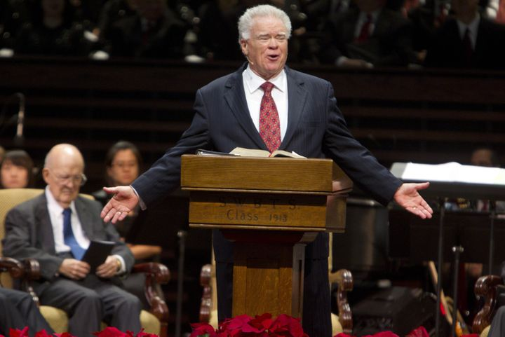Paige Patterson has suggested that female victims of abuse should remain submissive.
