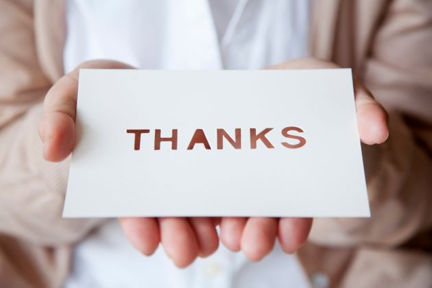 The Power Of Thank You: 4 People On The Acts Of Gratitude That Brought Them
