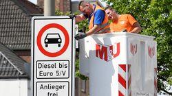Diesel: premières interdictions de circulation le 31 mai en
