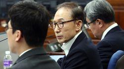 첫 재판에서 이명박이 변호인과 나눈 대화 :