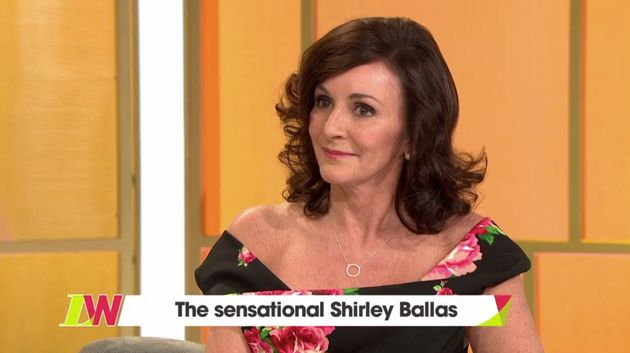 Shirley Ballas appeared on 'Loose