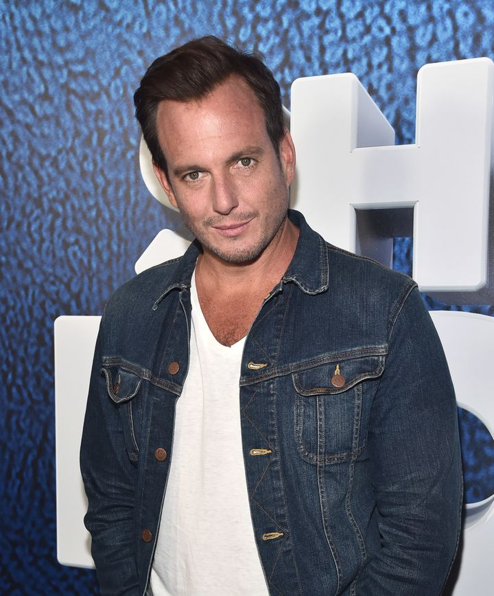 Will Arnett attends the premiere of Global Road Entertainment's 'Show Dogs'.