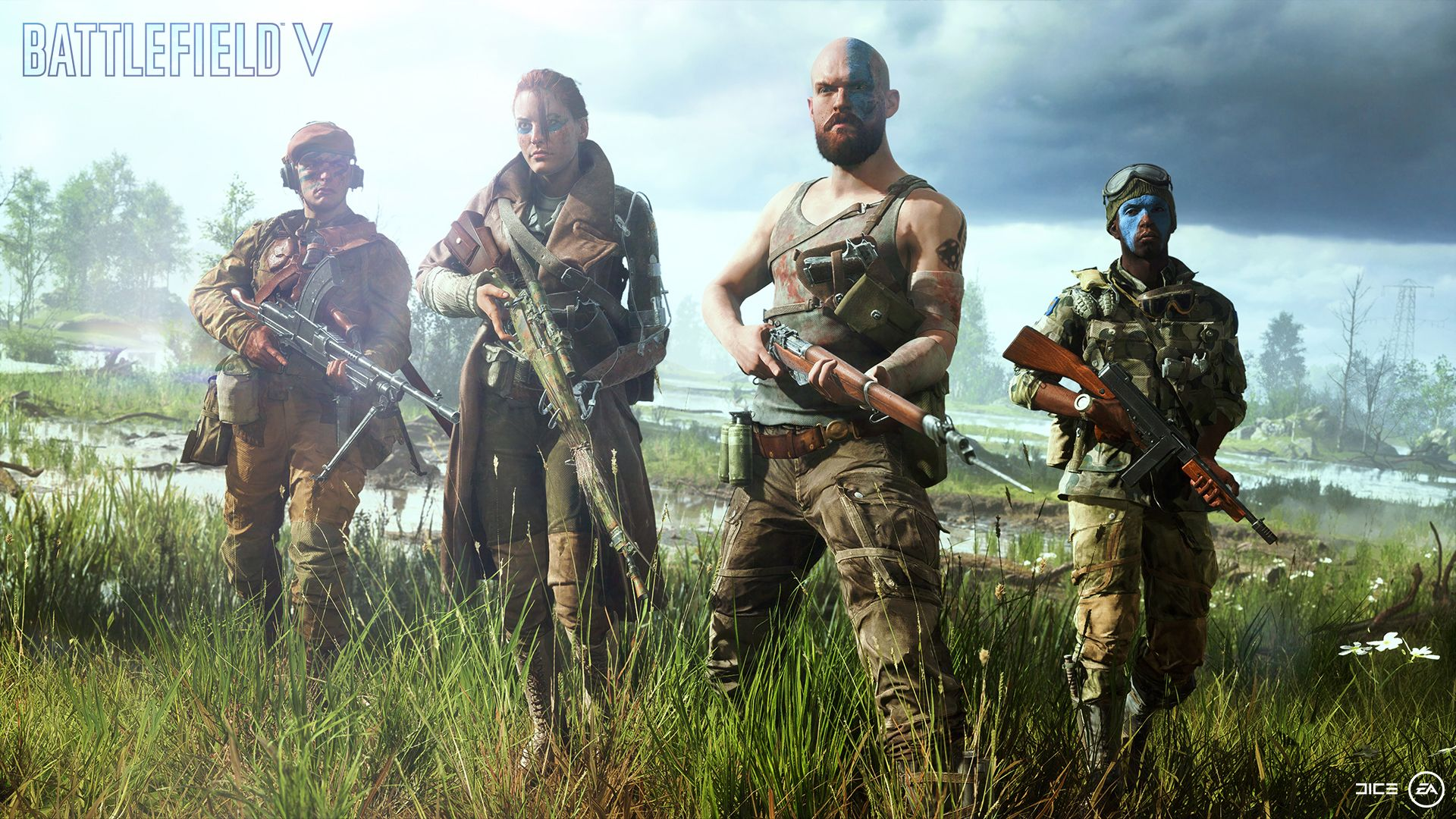 Battlefield 5 Has Been Unveiled With A Very Unique Approach To The Fortnite